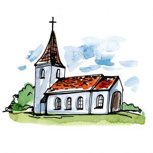 Gå i kyrkan