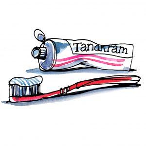 Tandborste